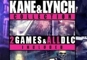 Kane and Lynch Collection Steam Gift