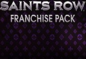 Saints Row Ultimate Franchise Pack 2015 ASIA Steam CD Key