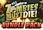 All Zombies Must Die!: Bundle Steam Gift