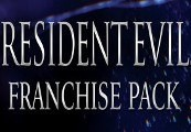 Resident Evil 4/5/6 Pack Steam Gift