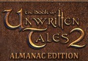 The Book of Unwritten Tales 2 Almanac Edition GOG CD Key