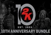 2K 10th Anniversary Bundle Steam Gift