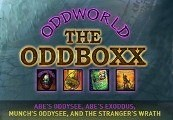 The Oddboxx Steam Gift