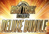 Euro Truck Simulator 2 Deluxe Bundle Steam Gift