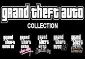 Grand Theft Auto Collection Clé Steam