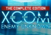 XCOM Enemy Unknown Complete Pack ASIA Steam CD Key