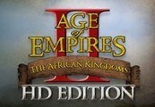 Age of Empires II HD + The African Kingdoms Steam Gift