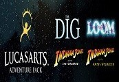 LucasArts Adventure Pack Steam CD Key