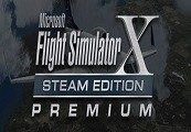 Microsoft Flight Simulator X: Premium Edition Steam Gift