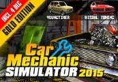 Car Mechanic Simulator 2015 - Gold Upgrade DLC Steam Gift