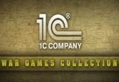 1C War Games Collection Steam Gift