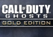Call of Duty: Ghosts - Gold Edition Steam CD Key