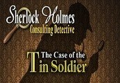 Sherlock Holmes Consulting Detective: The Case of the Tin Soldier Steam CD Key