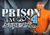 Prison Tycoon 4: SuperMax Steam CD Key