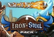 Pinball FX2 - Iron and Steel Pack DLC Steam CD Key