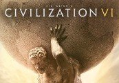 Sid Meier's Civilization VI RU VPN Required Steam CD Key