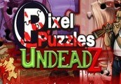 Pixel Puzzles: UndeadZ Steam CD Key