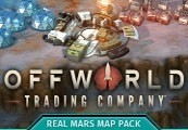 Offworld Trading Company - Real Mars Map Pack DLC Steam CD Key