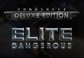 Elite Dangerous: Commander Deluxe Edition EU PS4 CD Key