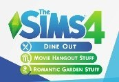 The Sims 4: Bundle Pack 3 EA Origin CD Key