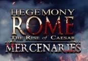 Hegemony Rome: The Rise of Caesar - Mercenaries Pack DLC Steam Gift