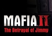 Mafia II - Betrayal of Jimmy DLC Steam CD Key
