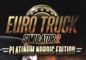 Euro Truck Simulator 2 Platinum Nordic Edition Steam CD Key