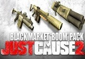 Just Cause 2 - Black Market Boom Pack DLC Steam Gift