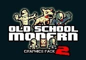 RPG Maker: Old School Modern 2 DLC Steam CD Key