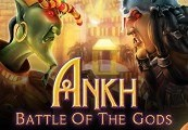 Ankh 3: Battle of the Gods Steam CD Key