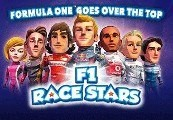 F1 Race Stars - India Track DLC Clé Steam