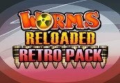 Worms Reloaded - Retro Pack DLC Clé Steam