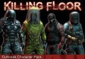 Killing Floor - Outbreak Character Pack DLC Clé Steam