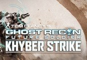 Tom Clancy's Ghost Recon: Future Soldier - Khyber Strike DLC Uplay CD Key