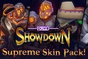 Forced Showdown - Supreme Skin Pack DLC Steam CD Key