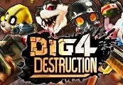 Dig 4 Destruction Steam CD Key