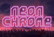 Neon Chrome EU PS4 CD Key