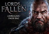 Lords of the Fallen - Lion Heart Pack PS4 CD Key