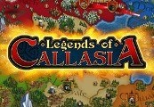 Legends of Callasia - Full Game DLC Steam CD Key