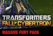 Transformers: Fall of Cybertron - Massive Fury Pack DLC Steam Gift