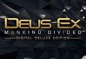 Deus Ex: Mankind Divided Digital Deluxe Edition Clé Steam