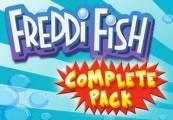 Freddi Fish Complete Pack Steam CD Key