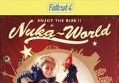 Fallout 4 - Nuka-World DLC Clé Steam