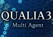 QUALIA 3: Multi Agent Steam CD Key