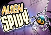 Alien Spidy + 2 DLC Steam CD Key
