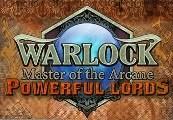 Warlock: Master of the Arcane: Powerful Lords DLC Steam CD Key