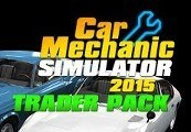 Car Mechanic Simulator 2015 - Trader Pack DLC Steam Gift