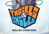 Thrills & Chills: Roller Coasters Steam CD Key