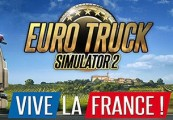 Euro Truck Simulator 2 - Vive la France DLC Clé Steam