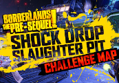 Borderlands: The Pre-Sequel the Shock Drop Slaughter Pit DLC Clé Steam